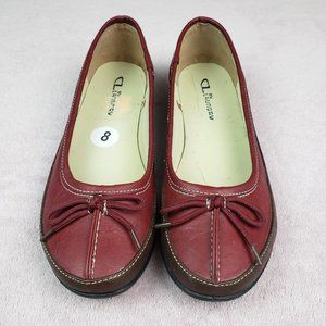 CL By Laundry Flats Size 8